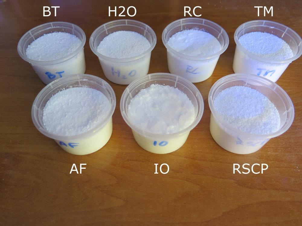 higroskopijność soli