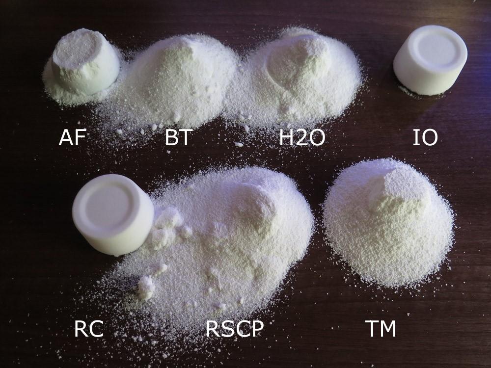 skamieniała sól akwarystyczna