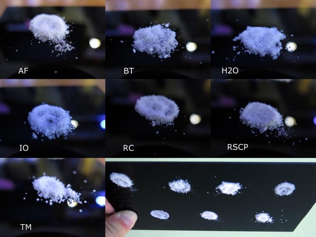 jednorodność soli morskiej