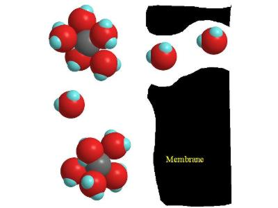 działanie membrany filtr RO Di