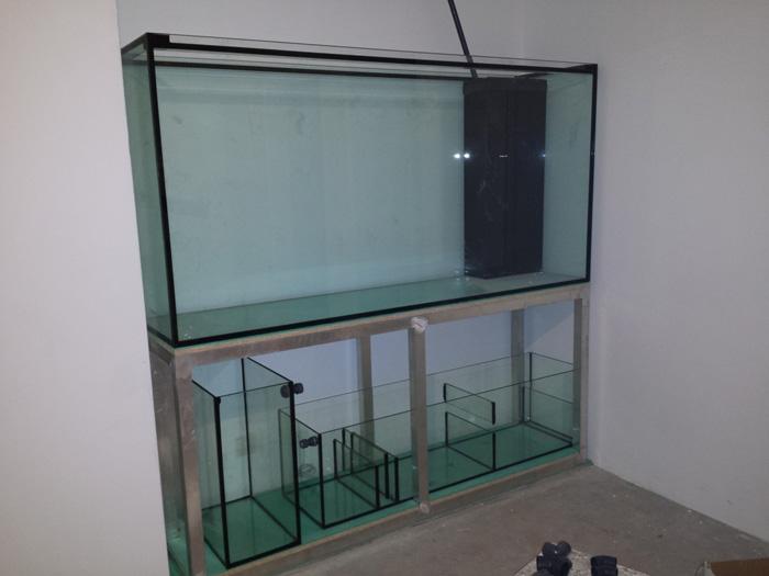projektowanie akwarium