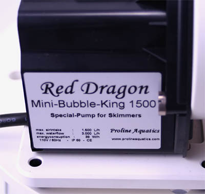 red dragon bubble king 1500 mini